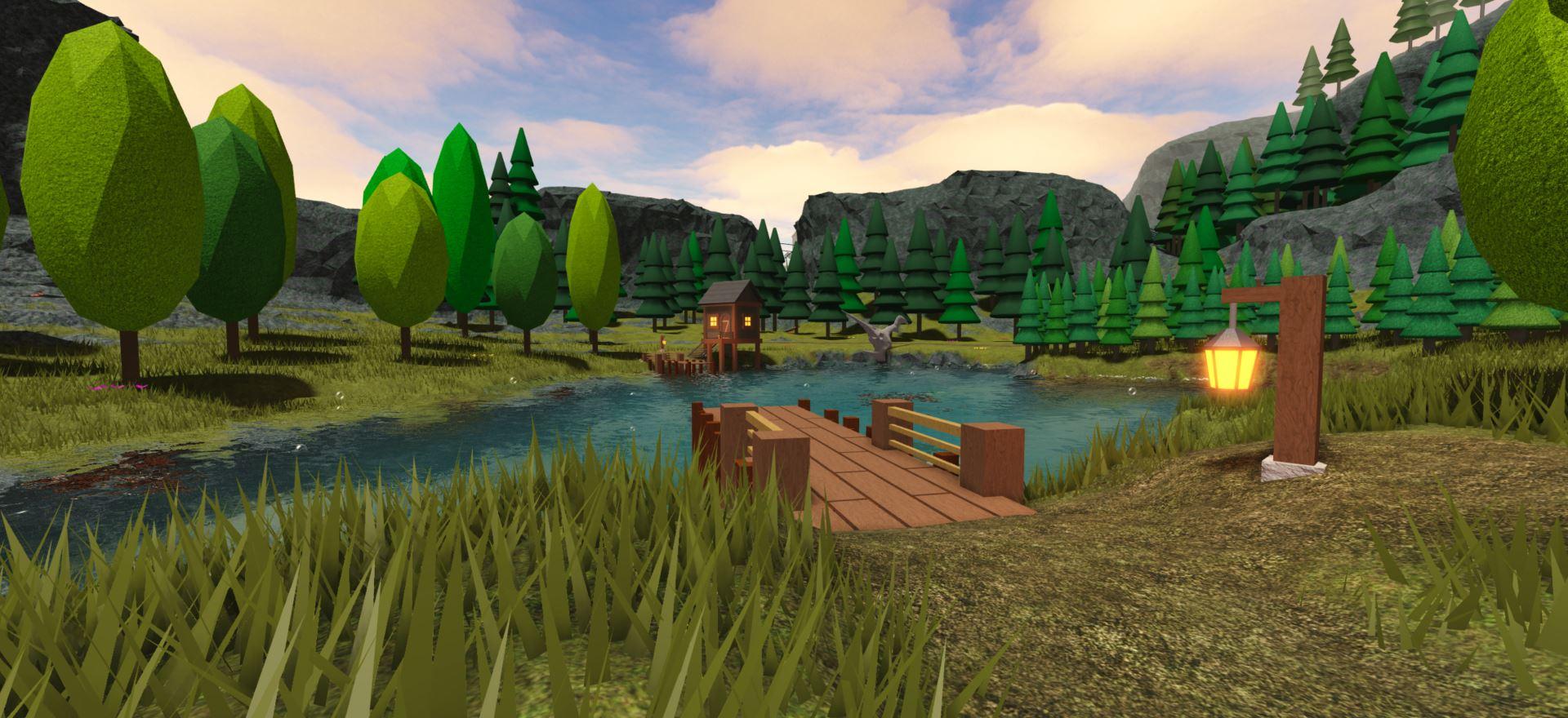 Fishing Adventures In Morhaven